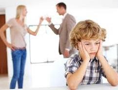 Divorcio y custodia compartida